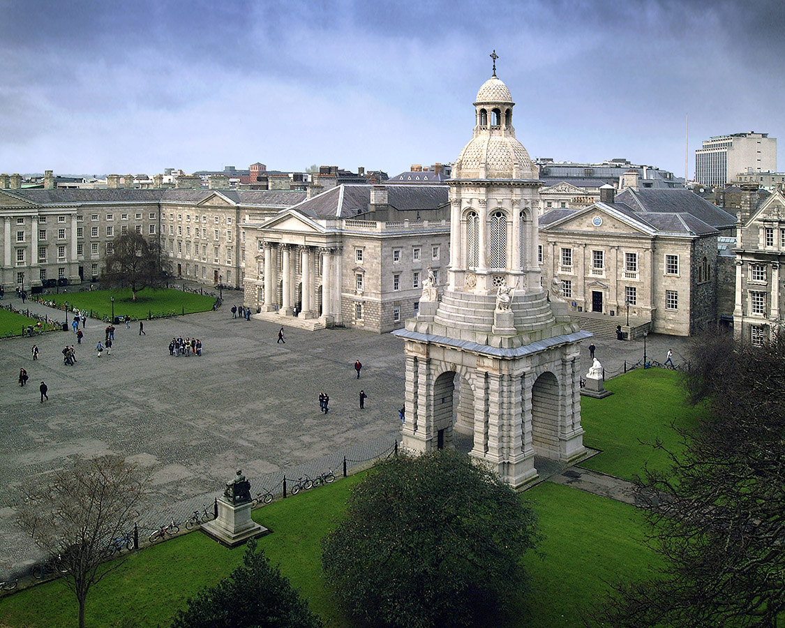 Trinity College Dublin - The University of Dublin, Ireland ...