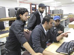 IT students in the USA