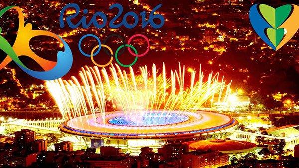 Opening Ceremony Rio 2016