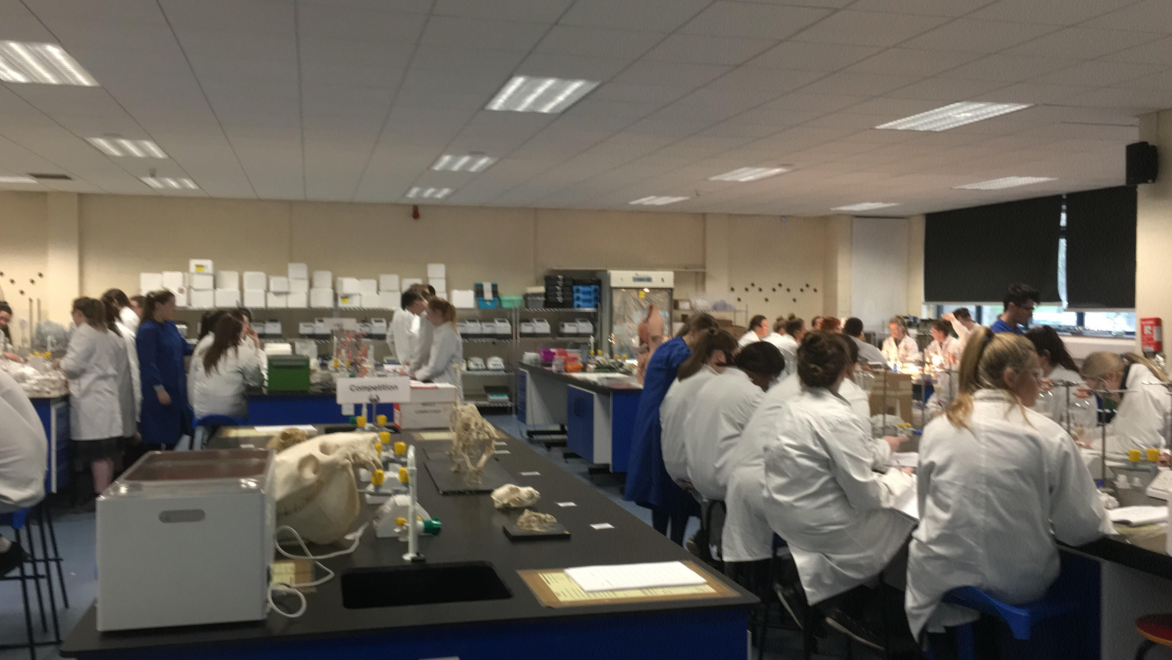 Maynooth University Schools Programme Practical Labs