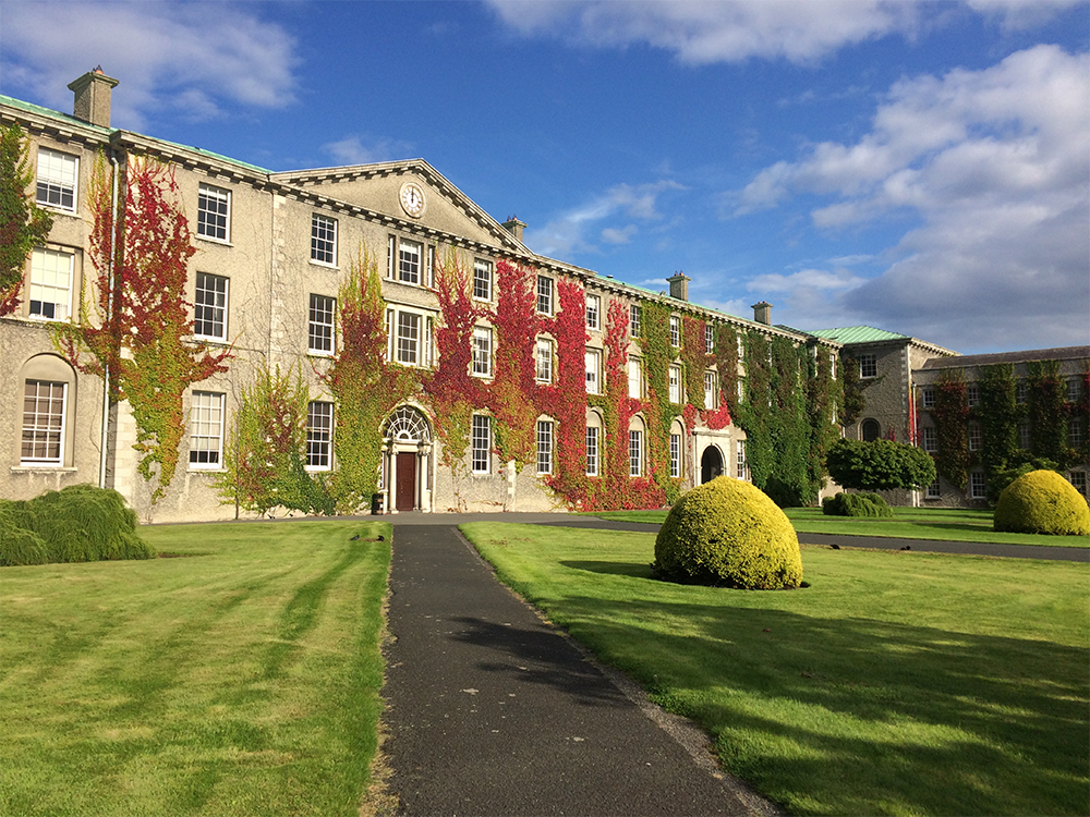 The beautiful South campus of Maynooth University